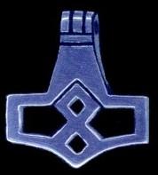 Othala Rune Hammer